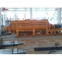 secador de granos de destilería, secadora de grano usado, secador de puré
