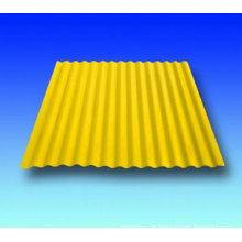 Fabricação de PPGI Matt para aço ondulado telhado Material