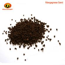 Mn 34% arena de manganeso para agua