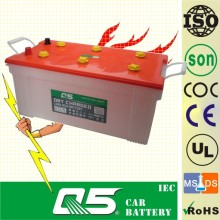 JIS N200 12V200ah, City Bus Battery