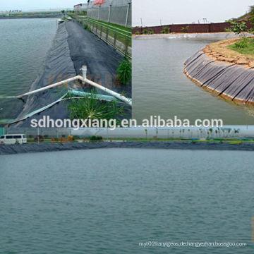 HDPE Grübchen Geomembrane für die Entwässerung