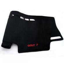 Rutschfeste Auto-Armaturenbrett-Abdeckmatten für den Golf
