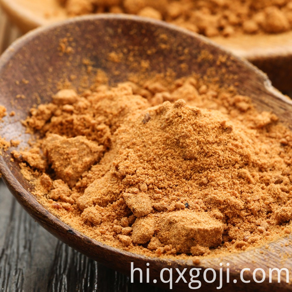 Goji Polysaccharide with Nutritions
