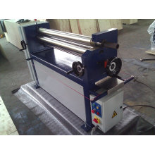 Máquina de dobramento de rolo deslizante elétrico