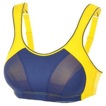Sujetador atractivo del nuevo diseño, sujetador del yoga de Dri-Fit, sujetador de los deportes, sujetador de los deportes de la fábrica de China, desgaste de las mujeres