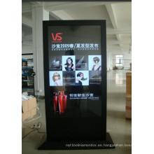 Pantalla LCD de doble cara de 65 pulgadas