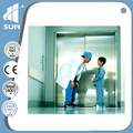 "7"" LCD Display Hairline Stainless Steel Hospital Elevator"