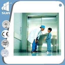 Capacité d'utilisation de l'hôpital 2000kg Ascenseur médical