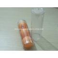 Tubo transparente plástico (HL-182)