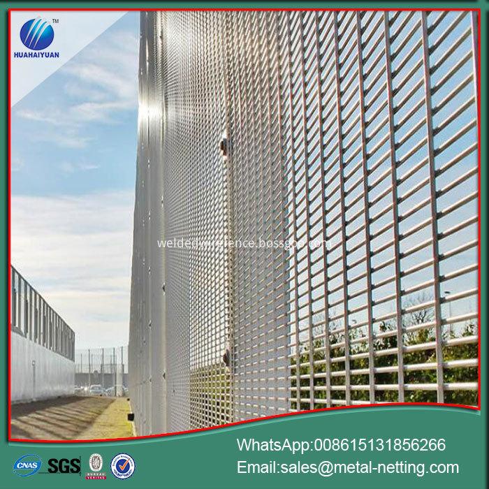 Anti Climb Wire Fence