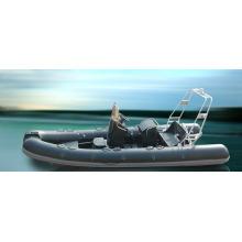 Die besten Rohstoffe verwendet Rib Boat