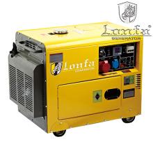 Venta caliente 7kVA Super Silent Diesel Generator