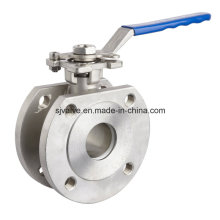 CF8 Wafer Type Ball Valve