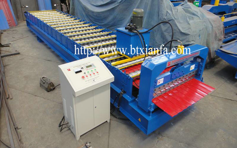 Wall Roll Forming Machine (2)