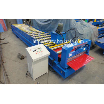 Panel Dinding Mesin Roll Forming