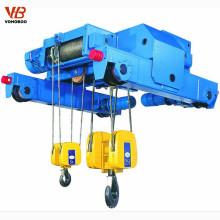 5 tonnes 8 tonnes 10 tonnes 15 tonnes 20 tonnes Prix Europe style double faisceau poutre à câble électrique palan à vendre