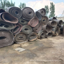 multi-ply canvas nn 1000 industrial ep natural rubber conveyor belt used for ports