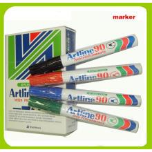 Metallfass Permanent Marker Pen (A90)
