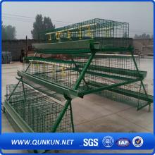 Пластмассовая клетка для курицы высокого качества на продажу