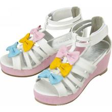 Damen Nizza Sommer Style Nizza Strand Sandale Schuhe Frauen Sandalen