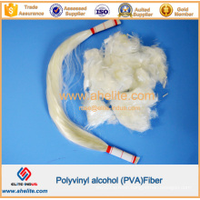 (High Strength and High Modulus) Hshm PVA Concrete Fiber