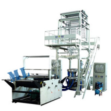 ML Double couche Co Extrusion Film rotatif, Machine de soufflage