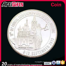Wholesale souvenir military silver coins