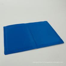 Coussin froid de coussin de chien de refroidissement pour des chats et des chiens Été frais tapis de refroidissement pour animaux de compagnie de tapis de compagnie