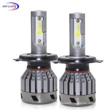 V8 40W 800lm LED Light Bulb H7 H8 LED Headlight