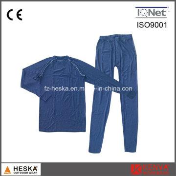 Bambus Men′s lange Unterhose Unterwäsche Anzug