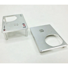 CNC aluminum machined parts for electronic equipment