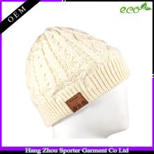 16FZBE06 Cachemire hiver beanie occasionnel