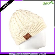 16FZBE06 cashmere winter casual beanie hat
