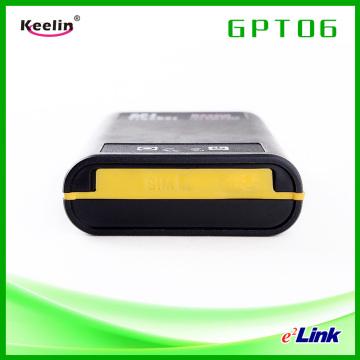 1800mAh Battery Personal GPS Tracker