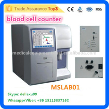 Promotion!!! veterinary hematology analyzer/blood cell counter price/auto analyzer (MSLAB01-A)