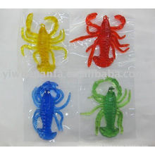 Novelty Funny Stretchy&Sticky Shrimple Toy