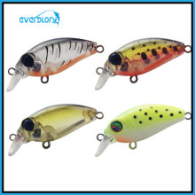 32mm / 2.7g Lanceur de pêche à corps intelligent flottant Hard Lure avec haute performance