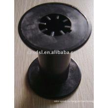 Китай малый ABS черный пластиковый провод катушки (производитель)