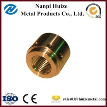 Brass Spare Part by Turning Metal Parts