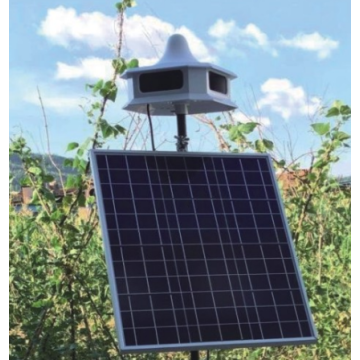 wireless solar bird repeller