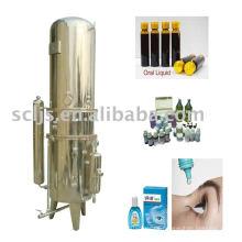 Máquina destiladora de agua de efecto alto