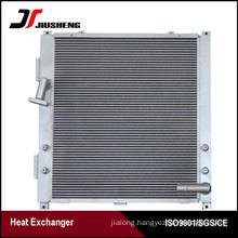China Aluminum Oil Cooler For Sumitomo SH340