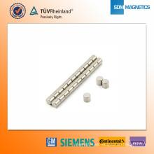 Imán de neodimio N42 D5 * 5 mm