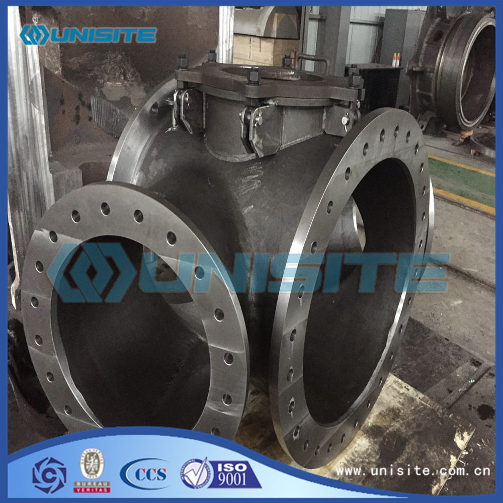 Casting Steel Branch Pipes