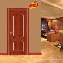 Mode moderne Eingangstür Holzschnitzerei design