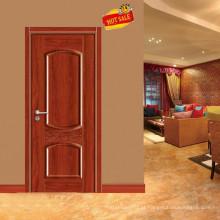 projeto de cinzeladura de madeira de porta principal moderno de moda