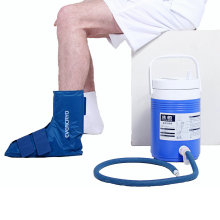 Rehabilitation Equipment Ankle Cold Therapy Cryo Cuff System