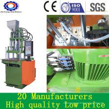 Vertikale Spritzgießmaschine für PVC-Kabelanschluss