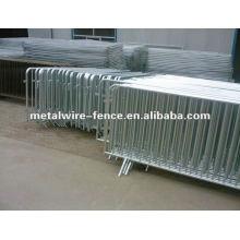 Paneles de cercado de malla de alambre galvanizado