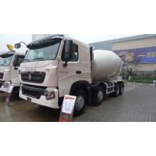 Camión de servicio pesado chino para la mezcla de hormigón